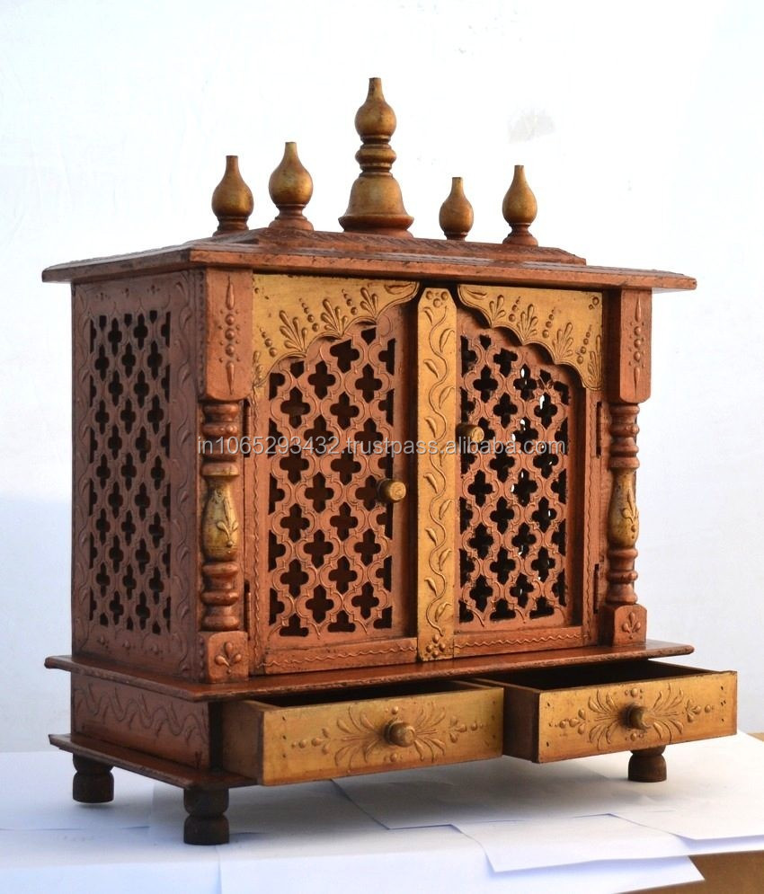 Wooden Pooja Room Furniture Buy Study Room Furniture Tea