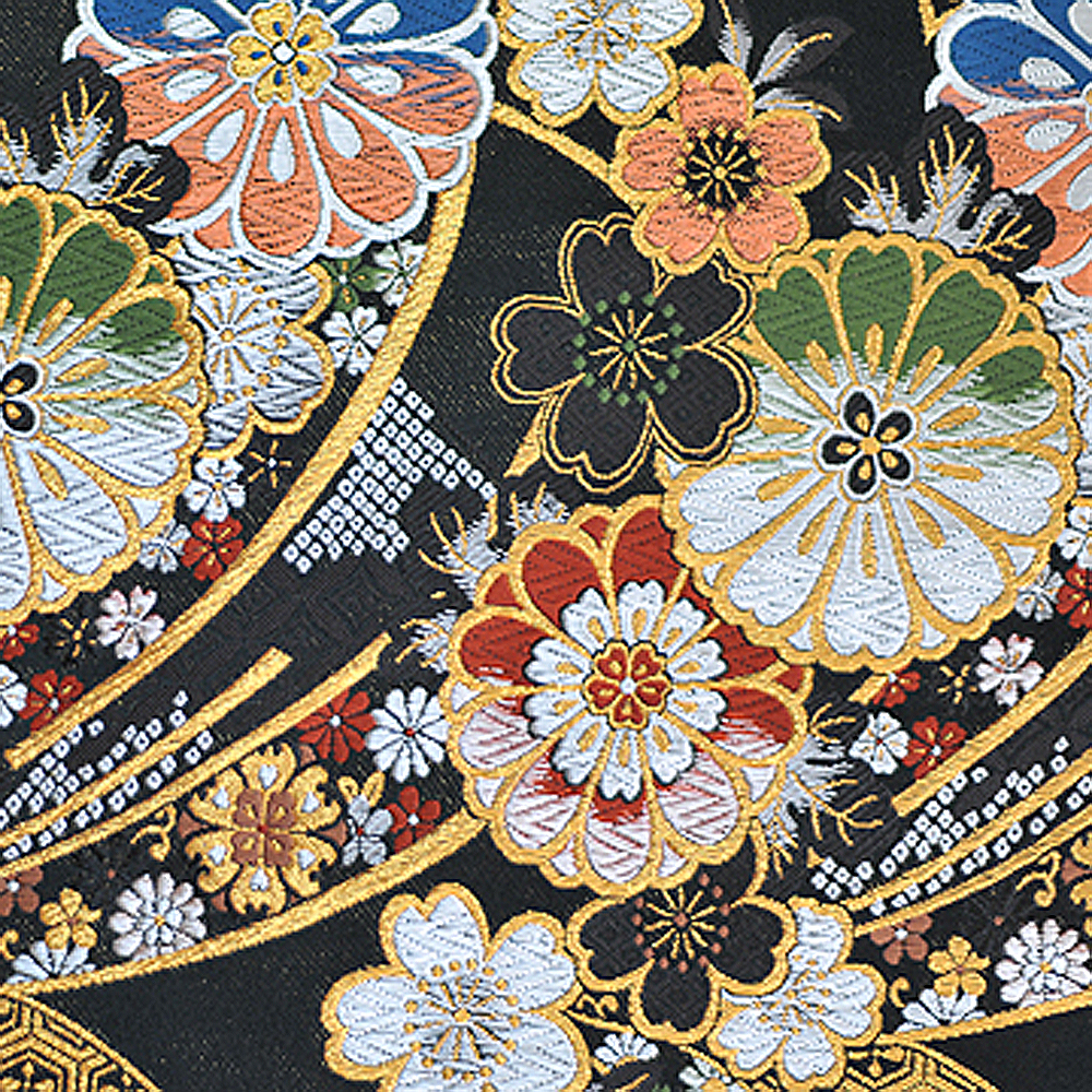 Traditional Japanese Small Room Interior Design: Traditional Japanese Kimono Brocade Fabric At Best Prices