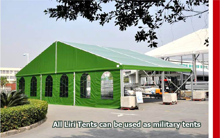 Large Easy Install Waterproof Pvc Military Army Tent For