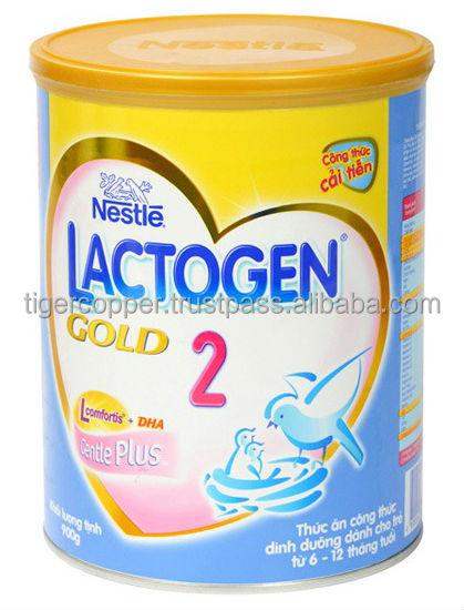 NESTLE LACTOGEN GOLD 4 MILK POWDER TIN 900G/NESTLE MILK
