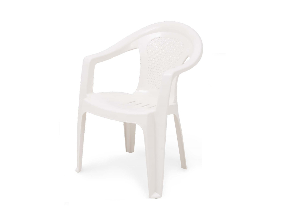 Stackable Cheap Pp Plastic Garden Chair For Outdoor Use