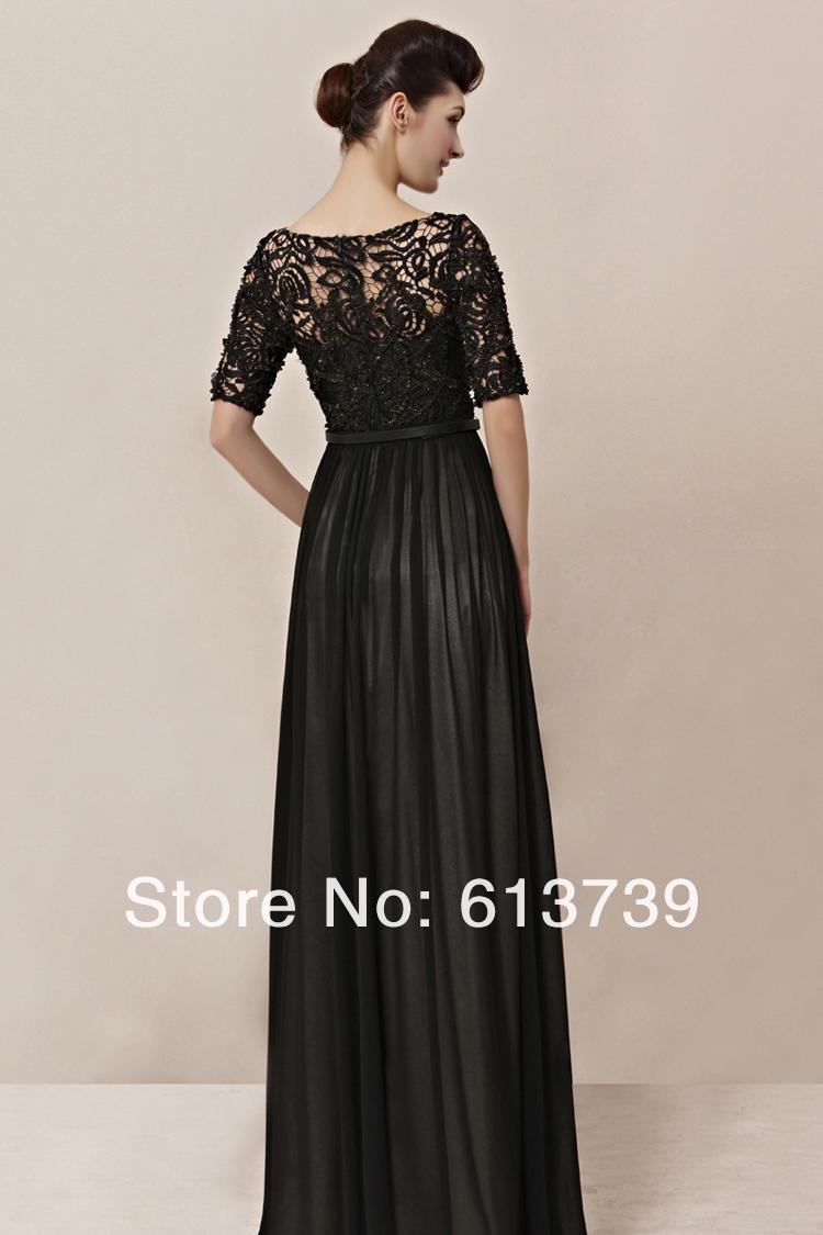 robes tonnantes blog modele robe longue en dentelle. Black Bedroom Furniture Sets. Home Design Ideas