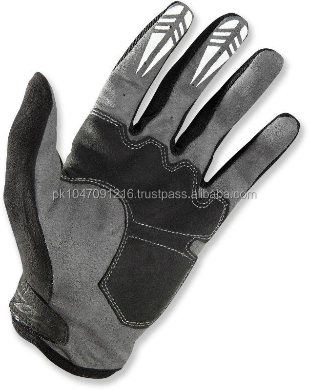 フルフィンガーサイクリング手袋、 マウンテンバイクの手袋、 短い指の循環の手袋レーシンググレー問屋・仕入れ・卸・卸売り