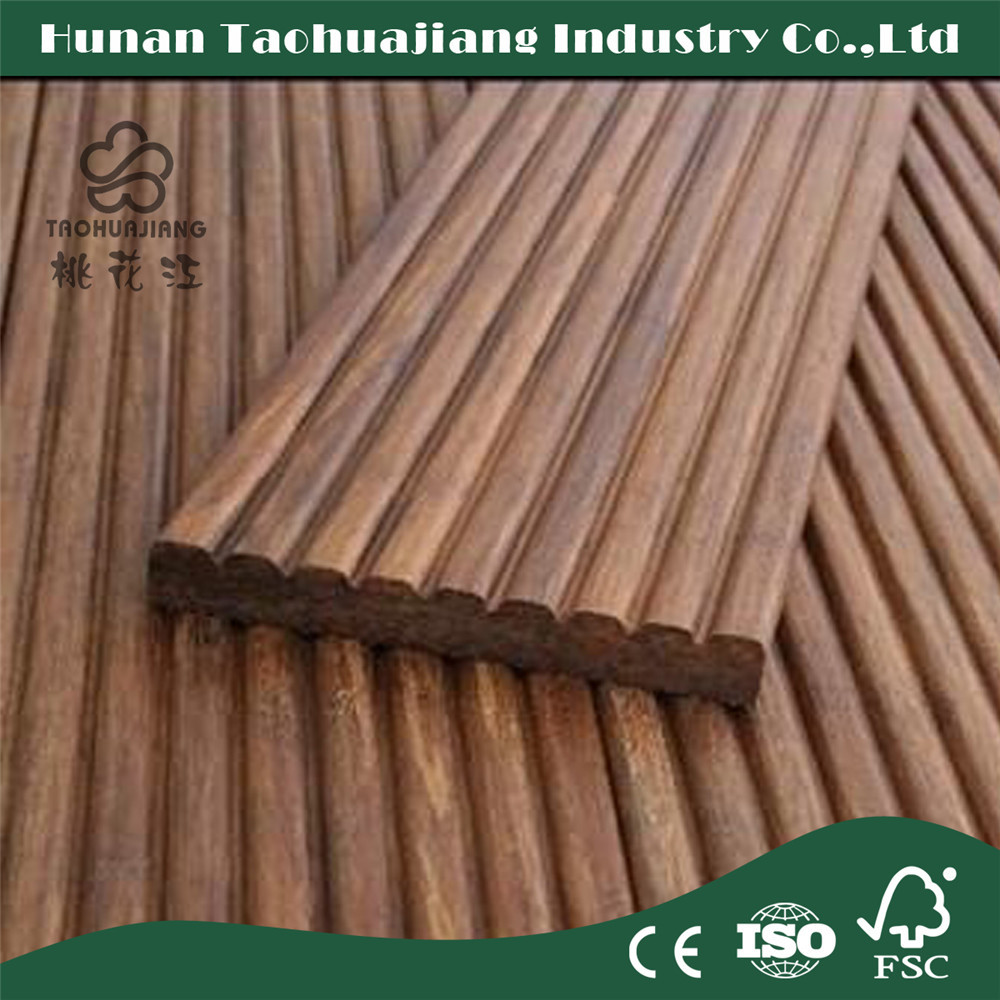 Factory High Quality Strand Woven Bamboo Lumber For