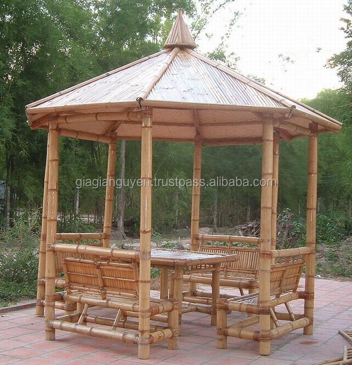 Cheap Vietnam Thatch Umbrella Thatch Roofing Bamboo Tiki