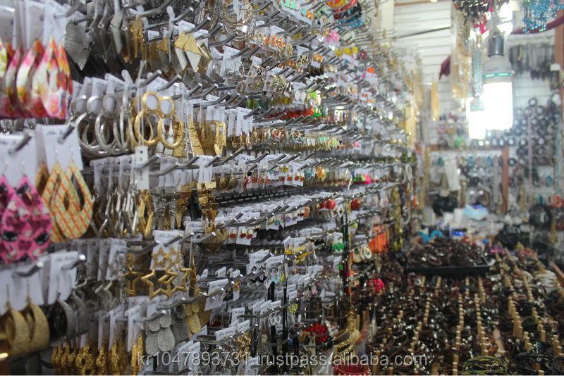 Namdaemun Wholesale Accessory Market In Korea,Purchasing