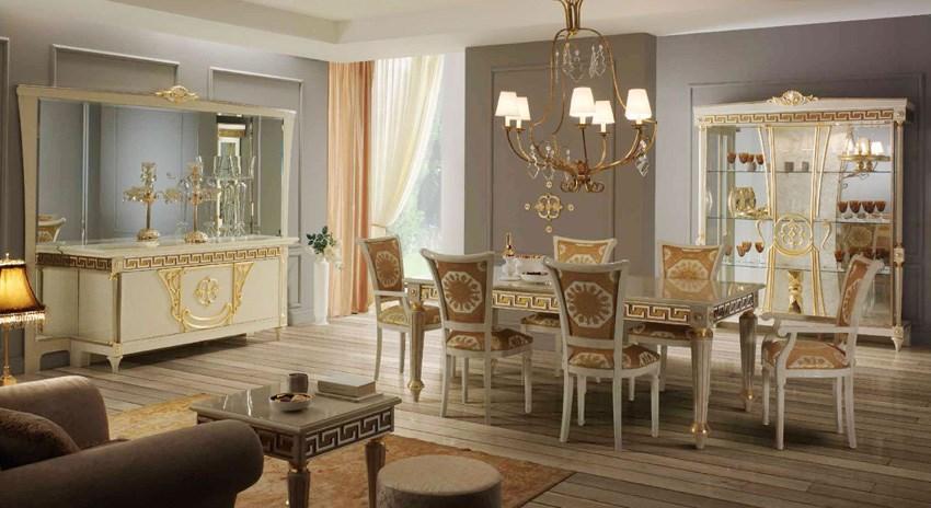 salle manger italienne classique meubles samos canap salon id du produit 50015394032 french. Black Bedroom Furniture Sets. Home Design Ideas
