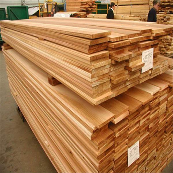 Construction Grade Pine Lumber.