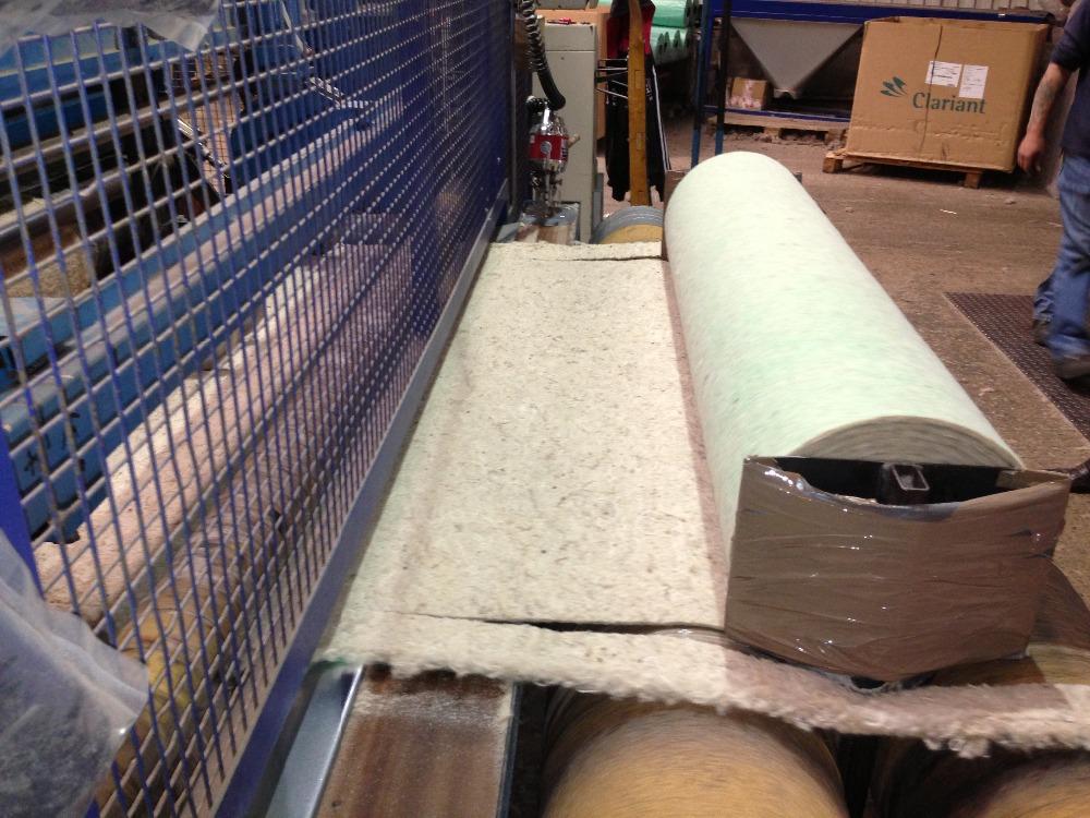 Wool Felt Carpet Underlay Buy Carpet Underlay Product On