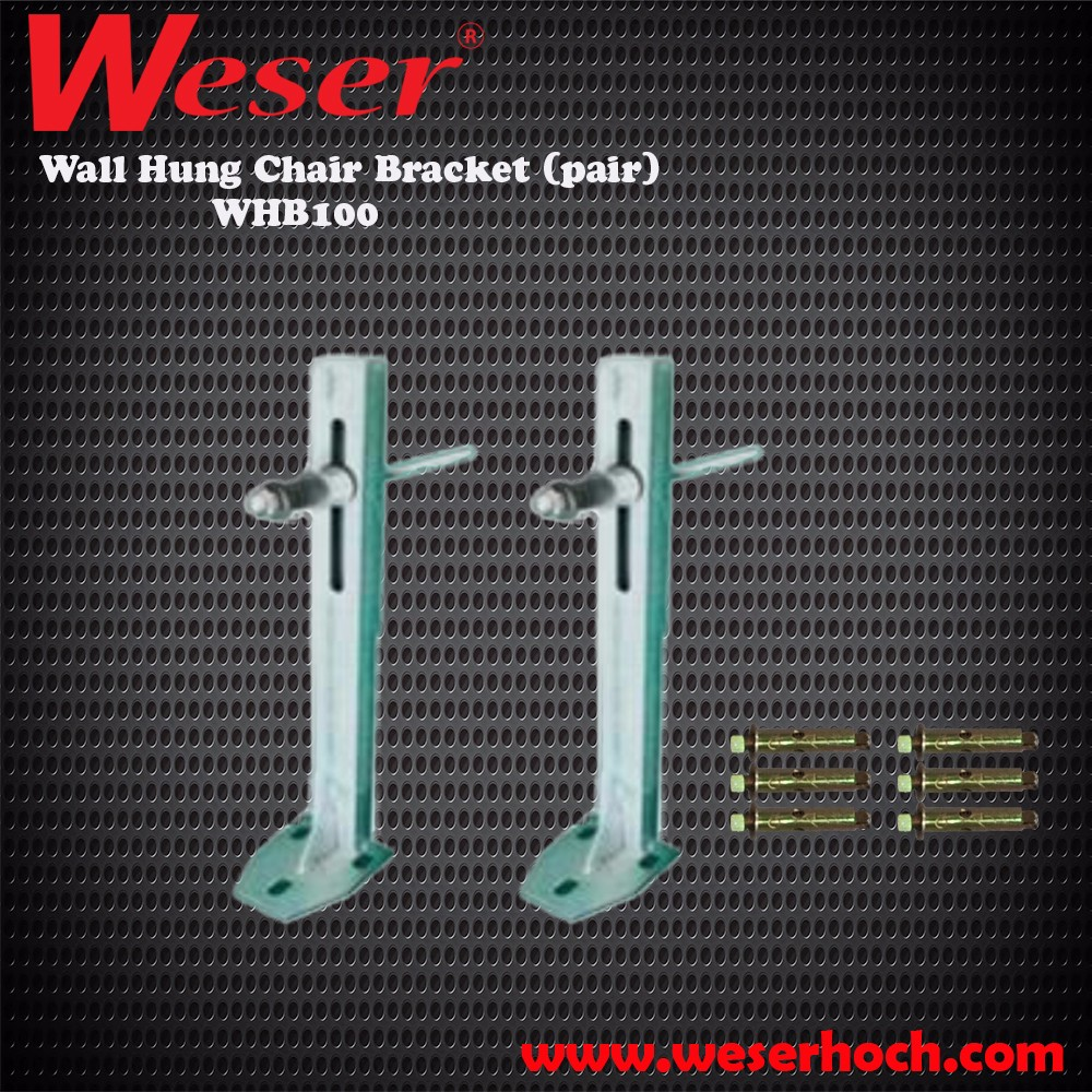 Wc Wall Hung Bracket Toilet Chair Bracket
