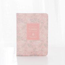 Креативный корейский цветочный дневник, еженедельный, ежемесячный, каждый год, планировщик, A6, мини винтажный бумажный блокнот, органайзер, ...(Китай)