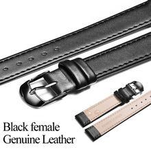 Оригинальный кожаный ремень часы с высоким качеством водонепроницаемый кожаный ремешок роскошный удобный ремень не выцветает 1 шт . распро...(Китай)