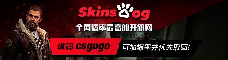 skinsdog 狗网csgo可立即取回饰品皮肤的开箱子网站